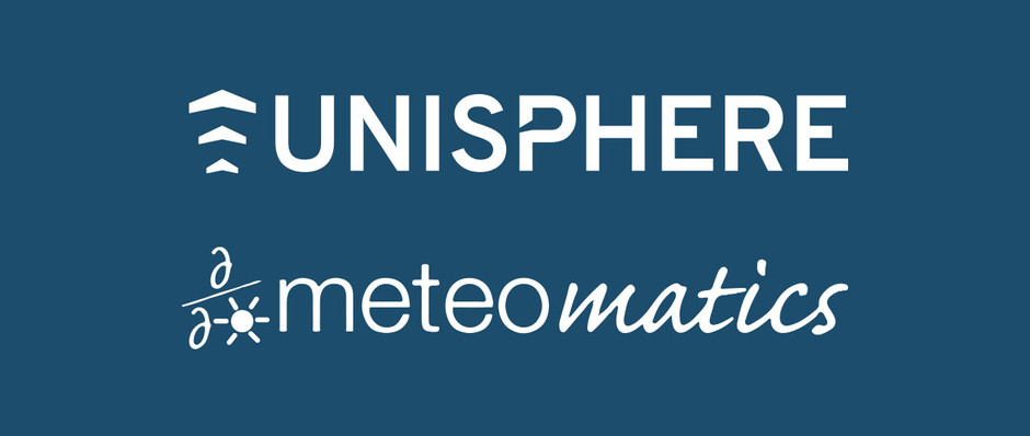 Unisphere and Meteomatics cooperate to increase Safety and Automation for Flight Operation of Drones