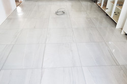 Porcelain Kitchen Floor
