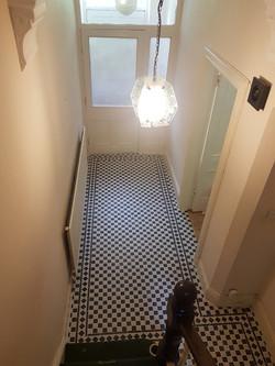 Black_white tile victorian floor
