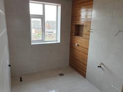 Bathroom,ceramic rectified tile