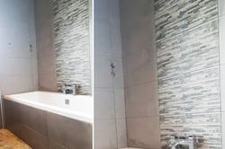Bathroom Tile Work