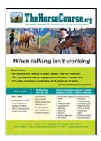 The HorseCourse Brochure