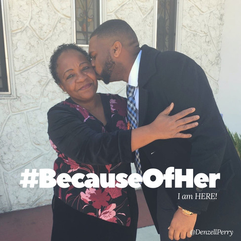 Sending a Happy Mother's Day to a Queen!