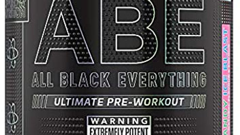 Applied Nutrition All Black Everything Pre Workout