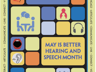 Better Hearing and Speech Month Giveaway!