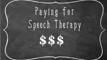 Funding for Speech Therapy