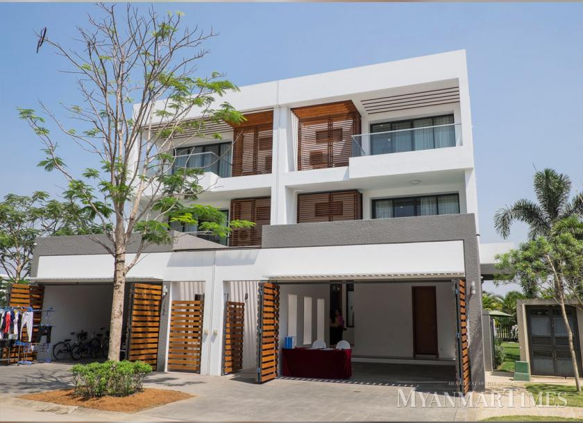 Privacy, peace and quiet at Lotus Hill, Pun Hlaing golf estate, lowest density community with luxurious lifestyle