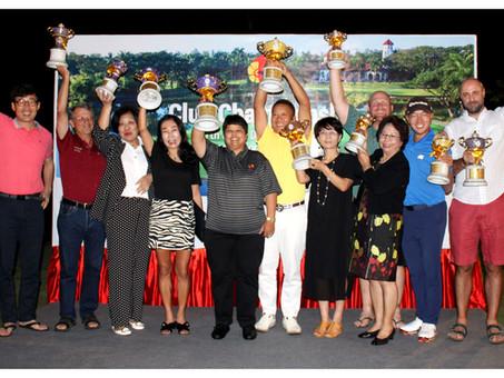 The Pun Hlaing Golf Club News Jan/Feb 2020              (Myanmar Version)