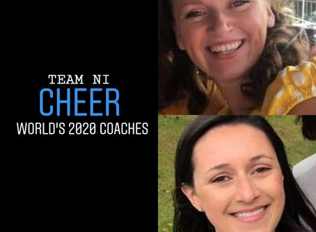 WE GIVE YOU OUR 2020 CHEER TEAM COACHES!
