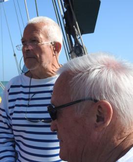 Jean-Claude SACRE & Jean-Louis TALHOUARN