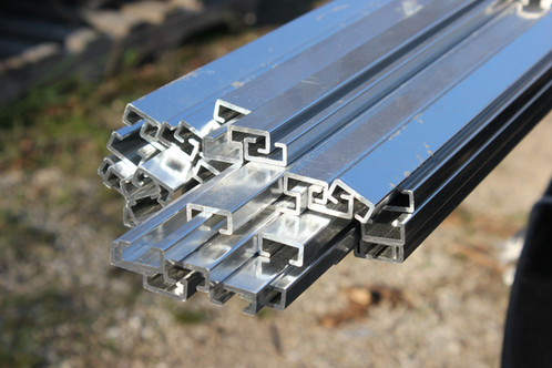 "Aluminum Tubing Sizes >> ALUMINUM SQUARE AND ""T"" SLOT TUBING FOR BOAT RAILING AND ..."