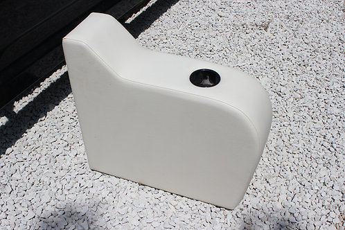 PONTOON BOAT SEAT STANDARD ARM RESTS