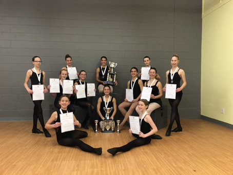 Big Titles Won for Local Dance Academy