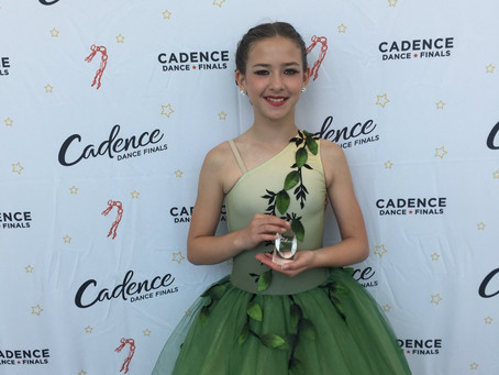 Enchanted Fairy Goes National