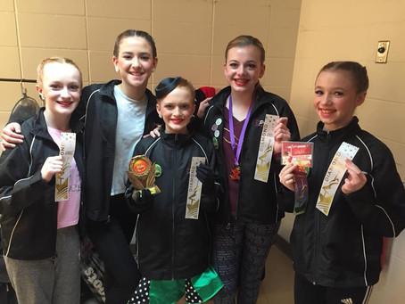 Shine Dance Competition 2019