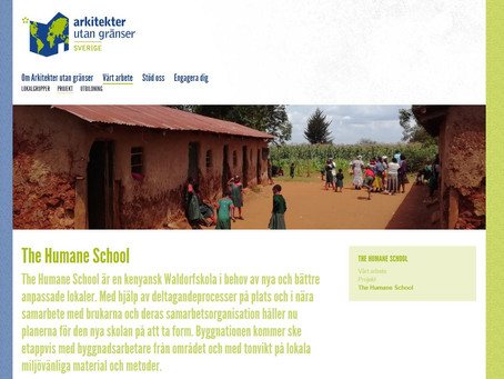 The Humane school is now an ASF project!!