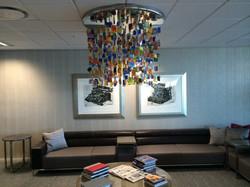 Decorative Hanging Centrepiece