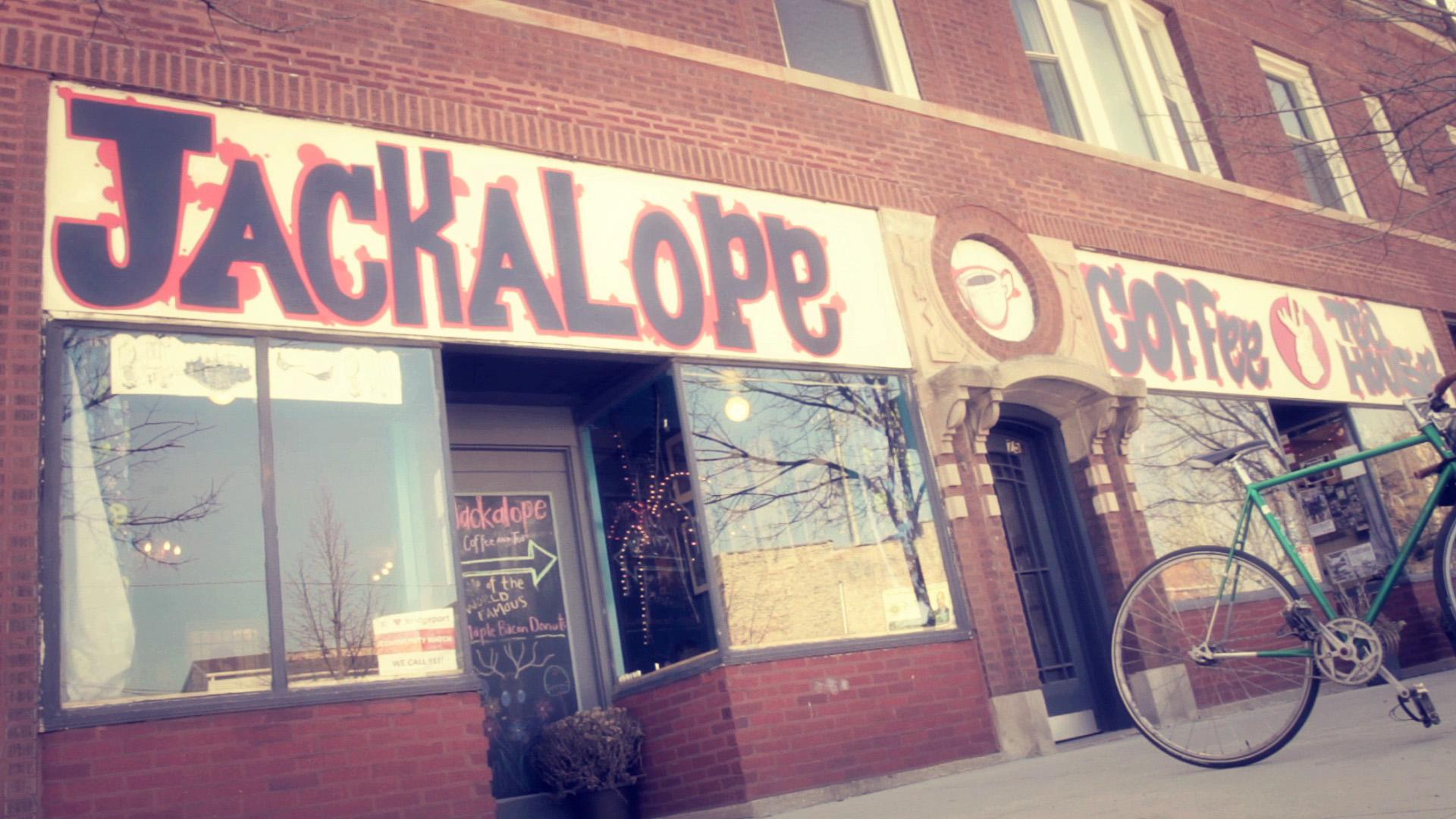 Jackalope Coffee + Tea House