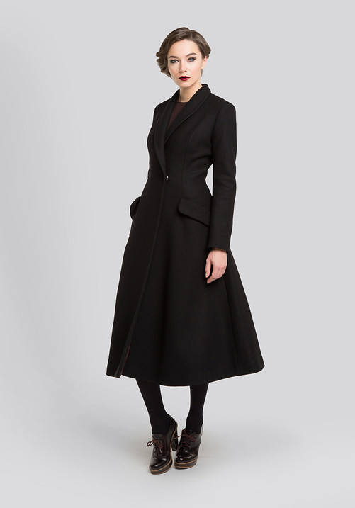 """Carolina"" coat"