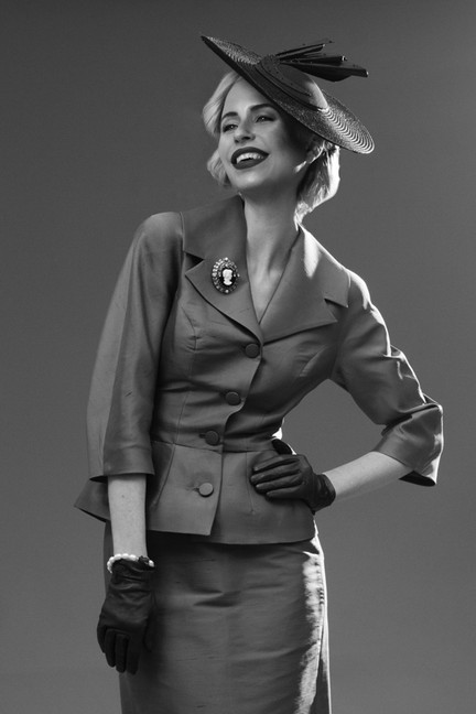 Clothes Ginger Jackie, Style Zhenya Soma, Photographer Olga Lenskaya, MUAH Valery Bravado, Model and actress Miroslava Karpovich