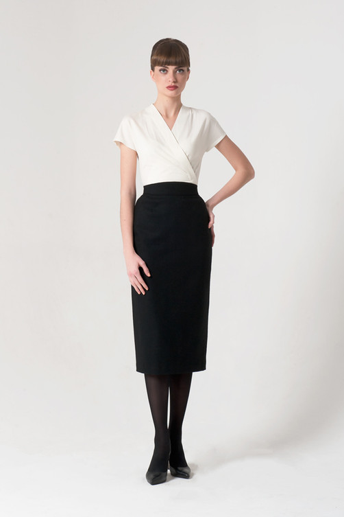 """Simple"" blouse and ""Dorothy"" skirt"