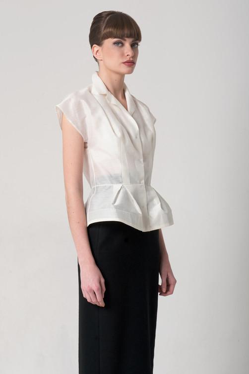 """""""Hortensia"""" blouse"""