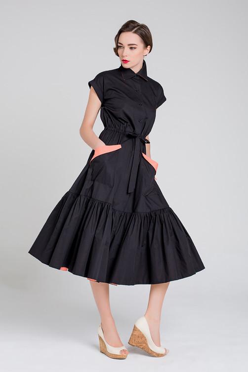 """""""Shirt"""" dress"""