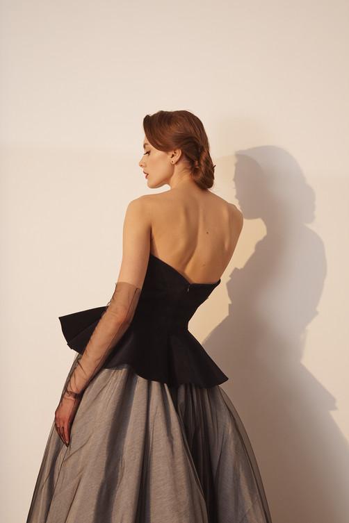 """Opera"" evening dress"