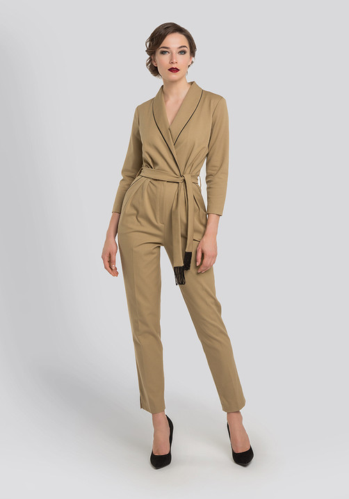 """Yves"" jumpsuit"