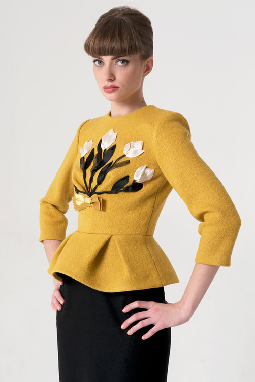 """Tulip"" jacket"