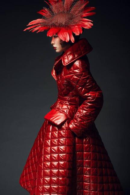 Clothes & style Ginger Jackie, Photographer Michail Panin, MUAH Ekaterina Kaganer, Model Vanessa