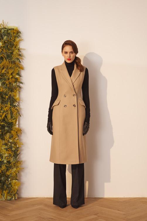 """Vest coat"""