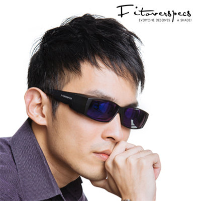 Fitoverspecs - Fit Over - Wear Over Sunglasses FS2