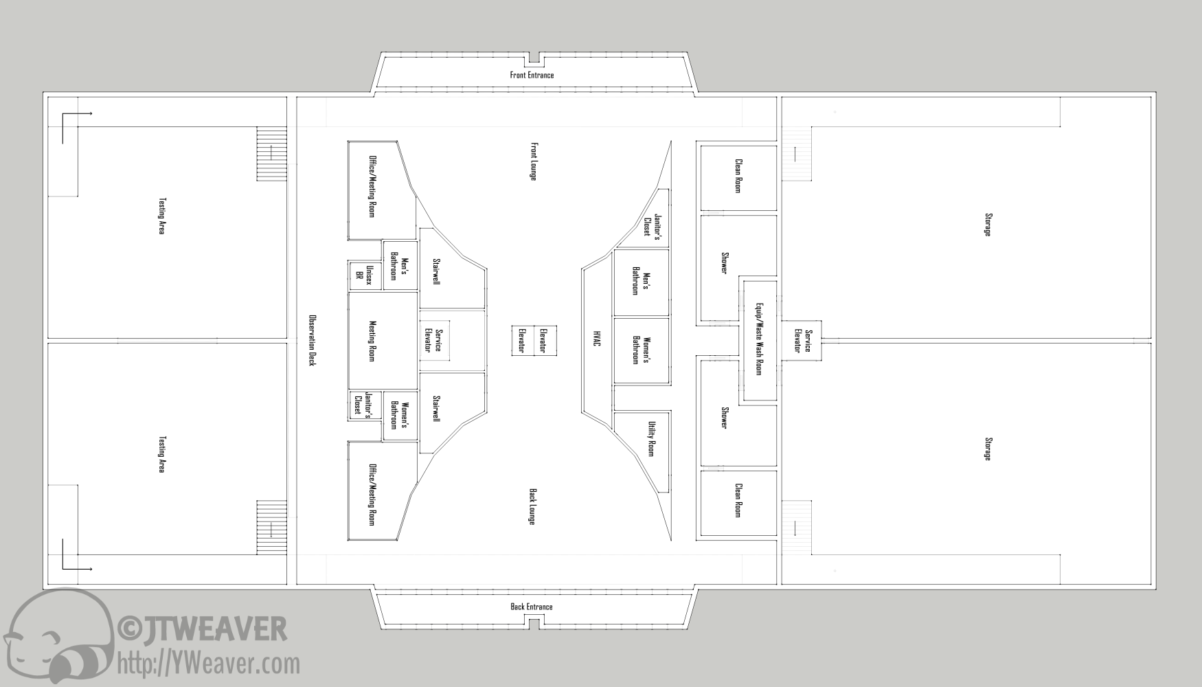 Lab Floorplan