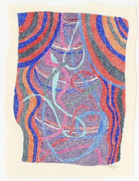 Patterns Drawing #16