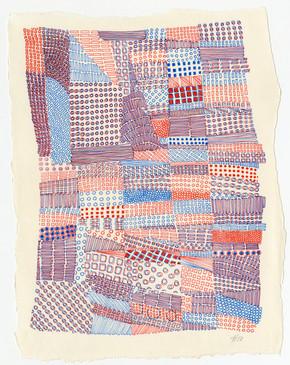 Patterns Drawing, #18