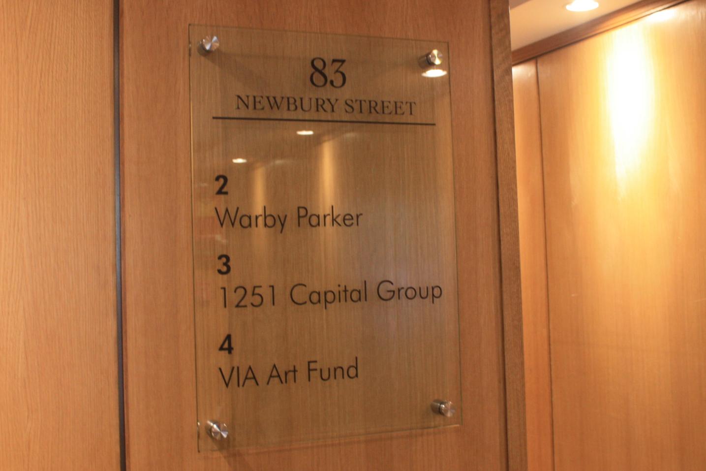 83 Newbury Street