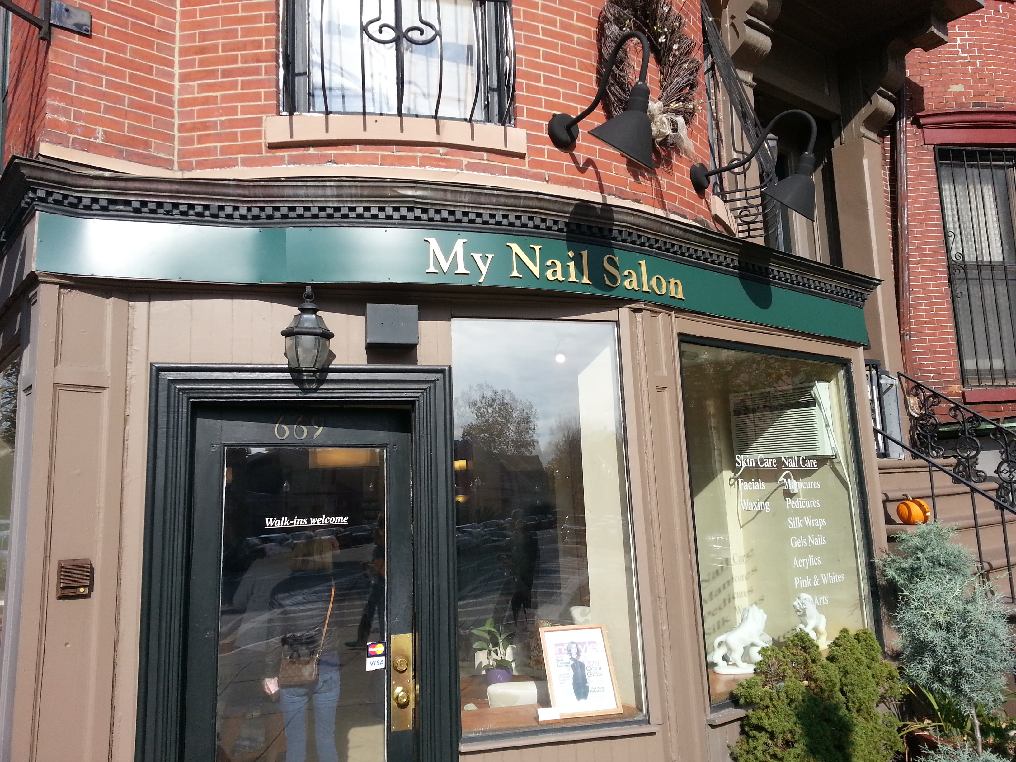 My Nail Salon
