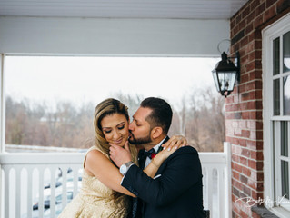The Intimate Wedding of Stefania and Armando