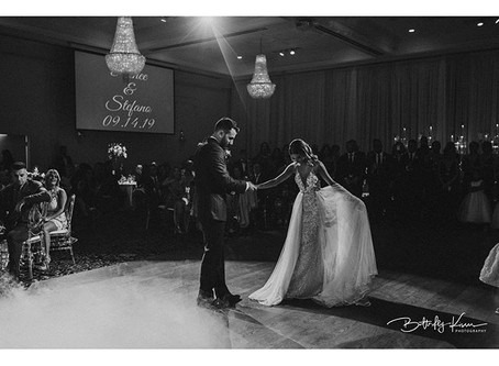 Renee and Stefano's Sweet Wedding at The Royal Venetian