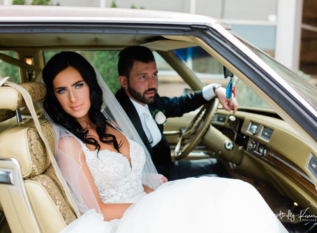 The Intimate Wedding of Kari and Anthony