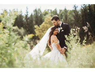 The Stunning Wedding of Sabrina & Michael