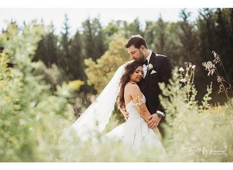 The Stunning Wedding of Sabrina & Michael
