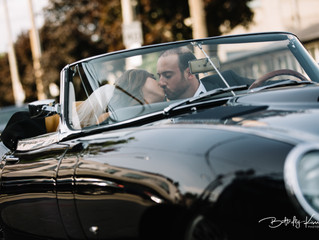 Spectacular Moments Of Melissa and Matthew's Wedding