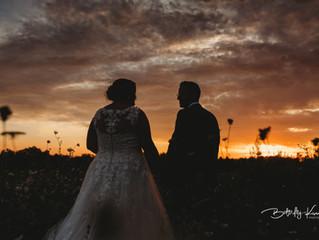 Nicole and Puzant...A Bradford Barn Wedding
