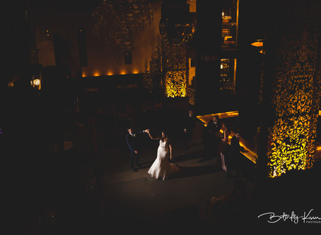 Corinna and David's Sweet Moments at the Hazelton Manor