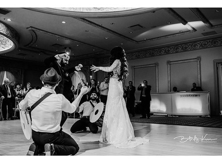 Antoinette and Alex's Big, Traditional, Loving Wedding