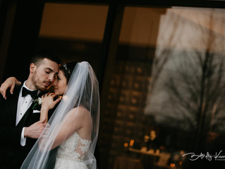 Vanessa and Anthony's Memorable Moments at the Chateau Le Parc