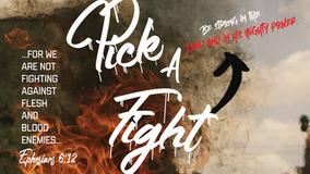 Pick A Fight