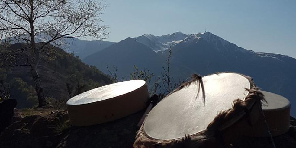 Erkundung der schamanischen Welt in der Natur von Capriasca